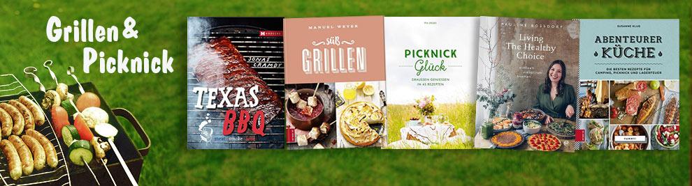 Grillen und Picknick